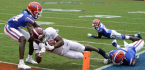 What is the Early Line on the Tennessee Vols vs. Florida Gators Week 4 Game