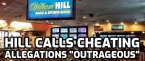 Accusations Levied Against William Hill for Cheating on In-Game Bets