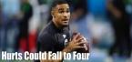 NFL Betting – Jalen Hurts Props
