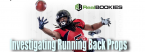 Investigating NFL Running Back Props for 2019