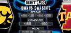Find Iowa Hawkeyes vs Iowa State Cyclines Prop Bets, Expert Picks - Week 2 College Football