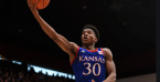 What is the Line on the Creighton vs. Kansas Game December 8