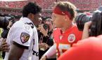 Lamar Jackson - Patrick Mahomes Prop Bets for Chiefs-Ravens Game