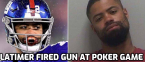 "NFL Star Cody Latimer Threatened to ""Kill Everybody"" at Poker Home Game"