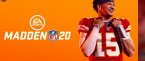 Madden 2K20 Betting Odds Released by JazzSports