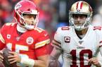 Most Completions Prop Bet Super Bowl LIV (2020): Mahomes vs. Garoppolo
