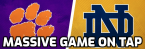 Clemson Tigers vs. Notre Dame Fighting Irish Betting Odds, Prop Bets, Picks - Week 10