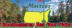 PGA Tour Picks – The Masters Odds