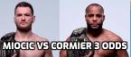 UFC Odds - UFC 252: Miocic vs. Cormier 3