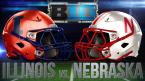 Find Nebraska vs. Illinois Prop Bets - Week 1