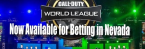 Nevada Approves Betting on Call of Duty League