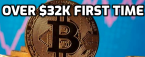 Bitcoin Crosses $30K Mark First Time Ever