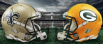 Packers-Saints Line Move on Neutral Field: Pretty Surprising