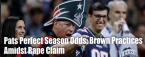 Bet on the Patriots Perfect Season in 2019: Antonio Brown Problems Mount