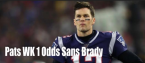 Pats Week 1 QB Odds 2020 Season: Not Brady? Plus Latest Division Odds