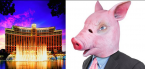 Hearing Reset for Pig-Mask Suspect in Bellagio Heist