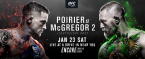Where Can I Watch, Bet the McGregor vs. Poirier Fight UFC 257 From Midland, Odessa