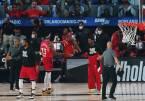 Brooklyn Nets vs. Toronto Raptors Game 1 NBA Playoffs Betting Odds - August 16