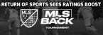 MLS Opener a Ratings Winner