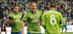 Seattle Sounders are unbeaten in their last 10 home Major League Soccer games.