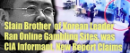 Assassinated Half Brother of Korean Supreme Leader Ran Gambling Websites