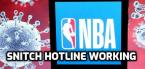 NBA Snitch Line Exposing Covid-19 Violators
