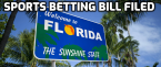 Florida Sports Betting Bill Filed for 2021