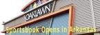 First Sportsbook Opens in Arkansas