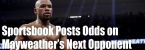 Mayweather Odds for Next Opponent in 2020