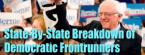 State-by-State Breakdown of Democratic Frontrunners Post New Hampshire