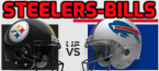 Pittsburgh Steelers vs. Buffalo Bills Prop Bets - Sunday Night Football