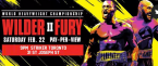 Where Can I Watch, Bet Wilder vs. Fury 2 From Toronto