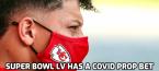 The Super Bowl 55 Covid Prop Bet