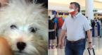 Cruz Abandoned Pet Dog Snowflake During Texas Deep Freeze