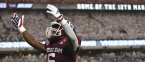 What is the Spread on the New Mexico Lobos vs. Texas A&M Aggies Week 3 Game