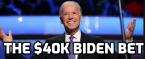 Tons of Trump Money...Then That $40K on Biden