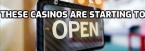 California Tribal Casinos Begin to Reopen, Some Vegas Casinos Will Delay