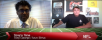 2020 NFL Week 4 Predictions With Tony George
