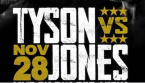 Where Can I Watch, Bet the Mike Tyson Vs. Jones Jr. Fight From Sacramento