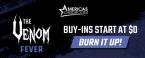 Venom Fever Tournament Schedule Released: $10 Million Up For Grabs
