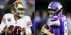 Vikings @ 49ers Prop Bets - Divisional Playoffs