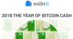 Wallet21 Cryptocurrency and Bitcoin Magazine Looks to Shed Light on Explosive Sector