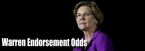 According to the Odds, Warren Will Endorse This Candidate