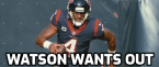 Deshaun Watson Requests Trade From Texans: Latest Odds