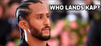 Odds on Which Team Lands Colin Kaepernick in 2020