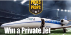 Buffalo Wild Wings Private Jet Giveaway - Free to Play Picks and Props Game