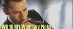 NFL Betting – 2019 Week 10 Wise Guy Picks